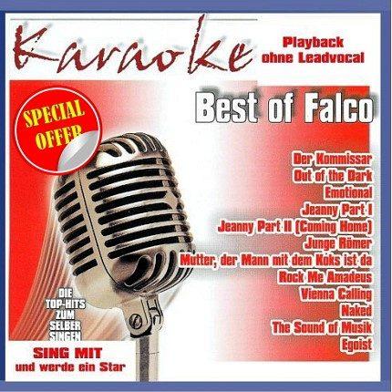 Best of Falco - Karaoke