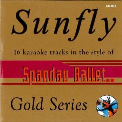 Sunfly Gold - Spandau Ballet - Karaoke - GD-003