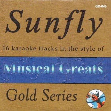 Sunfly Karaoke - Gold - Musical Greats - GD-046