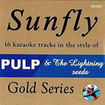 Sunfly Karaoke Gold - Pulp - GD-023