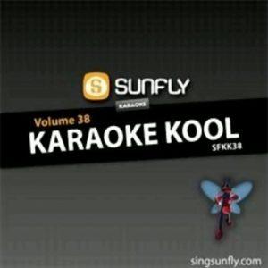 Sunfly Karaoke Kool Volume 38