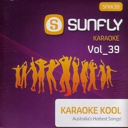 Sunfly Karaoke Kool Volume 39 - Playbacks