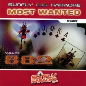 Sunfly Most Wanted 882 - Karaoke Playbacks