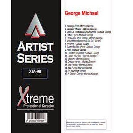 GEORGE MICHAEL - Karaoke Playbacks - xta98
