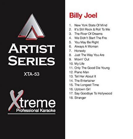 Karaoke CDG - Billy Joel - XTA-53 - Rarität