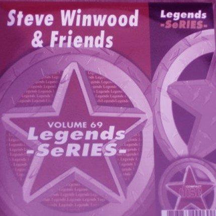 LEGENDS Karaoke CDG Vol.69 Hits of STEVE WINWOOD and FRIENDS