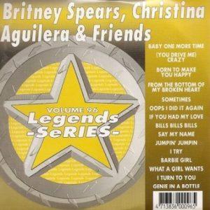 LEGENDS Vol.96 Karaoke Playbacks