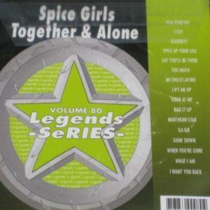 Legends Karaoke Volume 80 - Hits Of The Spice Girls