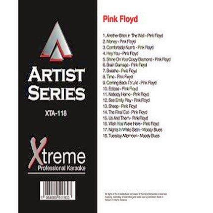 PINK FLOYD - xta118 - Karaoke-Playbacks