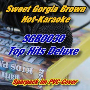 Sweet Georgia Brown Karaoke - SGB0030 - Top Hits Deluxe