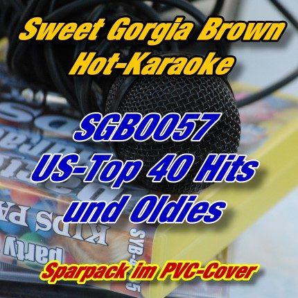 Sweet Georgia - SGB0057 – Top 40 und MEHR Hits