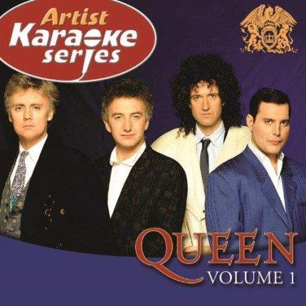 Artist-Karaoke - Queen – Karaoke Playbacks – CD+G