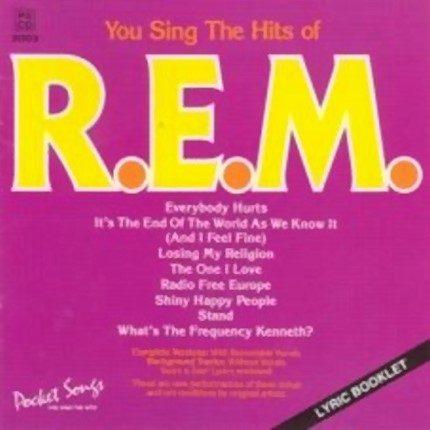 Best Of R.E.M. - Karaoke Playbacks - PSCD 3003