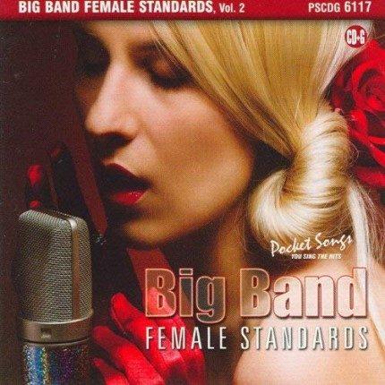 Big Band Female Standards - Volume 2 - Karaoke Playbacks