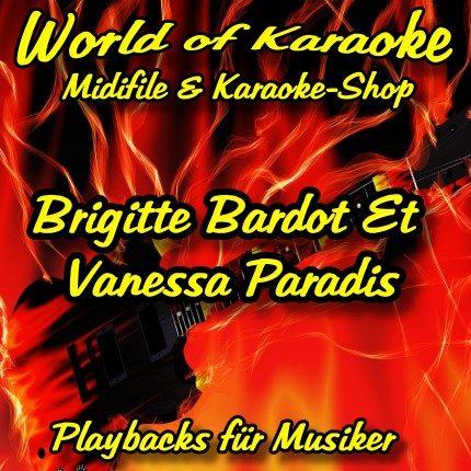 Brigitte Bardot und Vanessa Paradis – Audio Playbacks