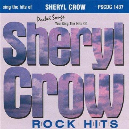 Die Hits von Sheryl Crow - Karaoke Playbacks - PSCDG 1437 - CD-Front