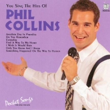 Hits Of Phil Collins Vol. 2 - Karaoke Playbacks - PSCD 3004