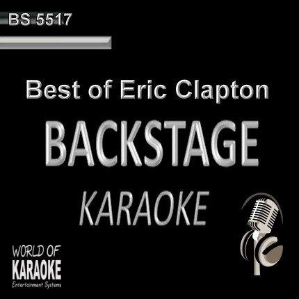 Best of Eric Clapton – Karaoke Playbacks – BS 5517 - Absolut Kult