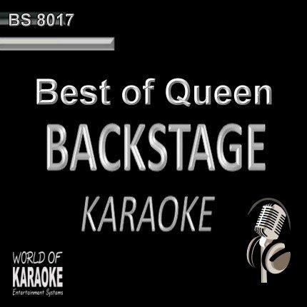 Best of Queen – Karaoke Playbacks – BS 8017 - Absolut Top-Playbacks