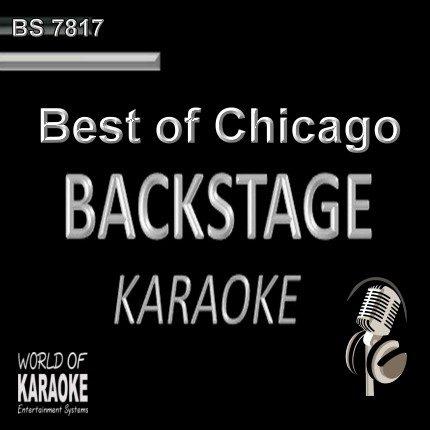 Best of Chicago - Karaoke Playbacks - Rock Songs - CD G BS7817 - Rarität