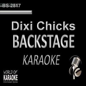 Dixi Chicks – Karaoke Playbacks – BS 2817 - Beste Country-Playbacks