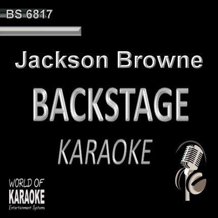 Jackson Browne – Karaoke Playbacks – BS 6817 - Top-Songs-Karaoke