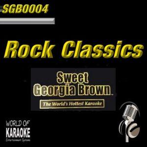 Sweet Georgia Brown - SGB0004 – Top-Classic-Rock – Top Karaoke Playbacks