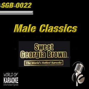 Sweet Georgia Brown - SGB0022 – Male Classics – Top Karaoke Playbacks
