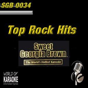 Sweet Georgia Brown - SGB0034 – Rock – Karaoke Playbacks - Total Kult