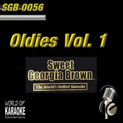 Sweet Georgia Brown - SGB0056 – Oldies Vol. 2 – Top Karaoke Playbacks