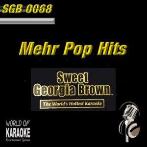 Sweet Georgia Brown - SGB0068 – Pop-Hits – Top Karaoke Playbacks